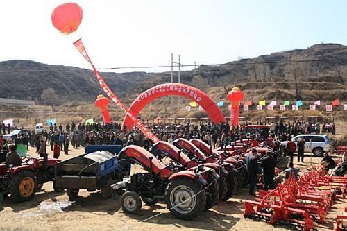 山西省2018年农机购置补贴辅助管理系统上线运行的通知