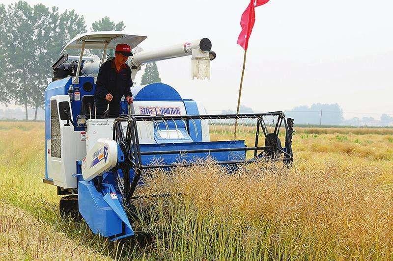 湖南省关于申报自主选择农机购置补贴品目试点的通知