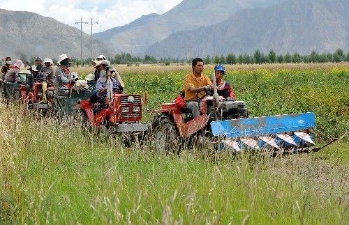 西藏2018-2020年农机购置补贴产品投档工作(2018年第二批)的通知