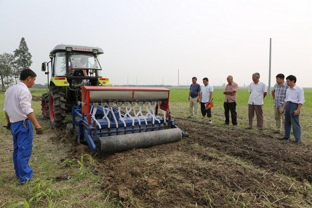 江苏省2018年第一批农机购置补贴自主投档产品信息的公示