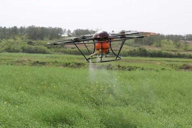 湖南省开展2018年植保无人飞机购置补贴试点工作的通知