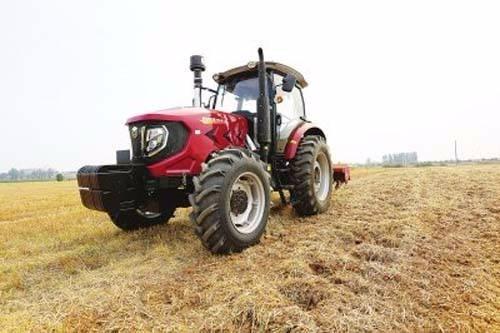面对如此巨大的市场 农机已成为资本的新宠
