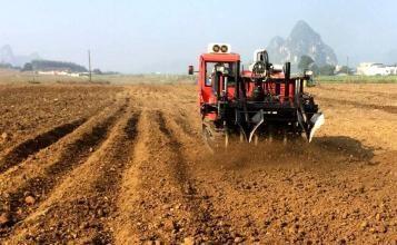 增产无需施肥 粉垄耕作技术来帮忙