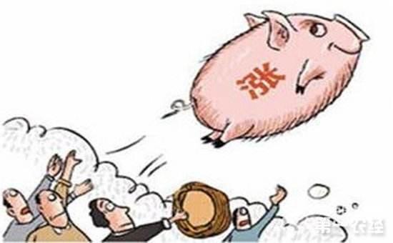 猪价处于季节升势 逢高出栏不应惜售