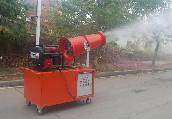 甘肃关于调整风送喷雾机三个档次农机购置补贴额的公告