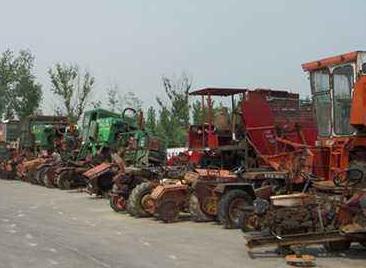 湖南省关于继续开展农机报废更新补贴试点工作的通知