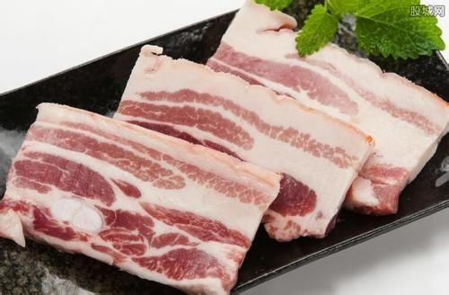 北京市场肉价高位调整 消费波澜不惊