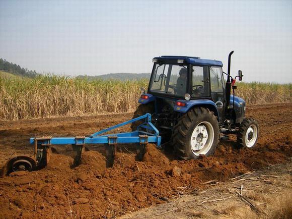 吉林省农业机械化管理中心关于做好2019年度农机深松整地作业补助资金需求测算工作的通知
