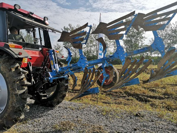 德国LEMKEN助力合肥市深翻技术培训观摩会