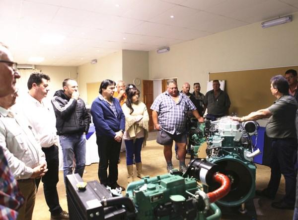 品牌赢口碑---解放发动机事业部南非市场蓬勃发展