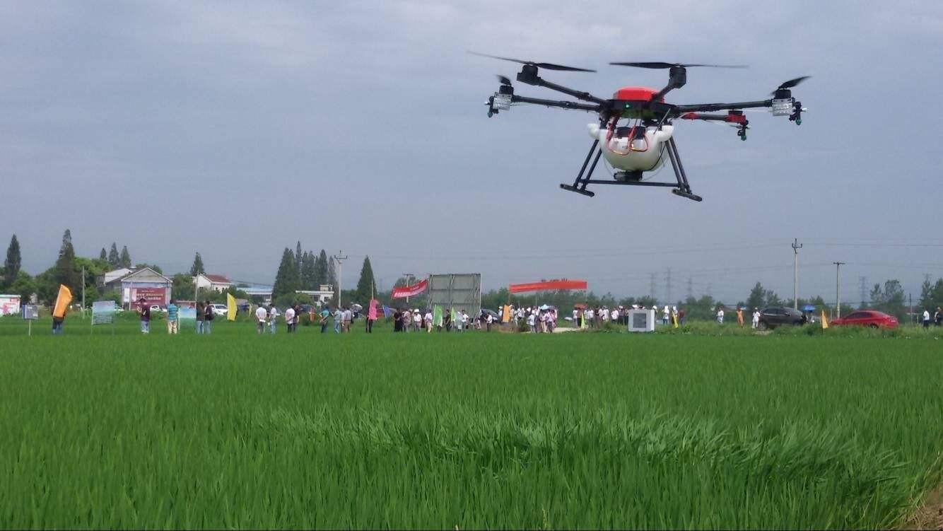 湖北省对每台植保无人机补贴15000元