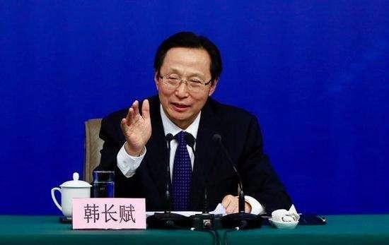 中央农办主任、农业农村部部长韩长赋:中国农业有底气应对经济风险