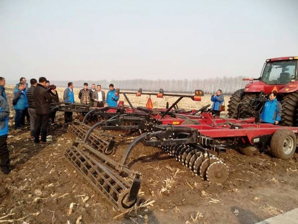 山东省关于对相关农机补贴产品进行联动处理的通知