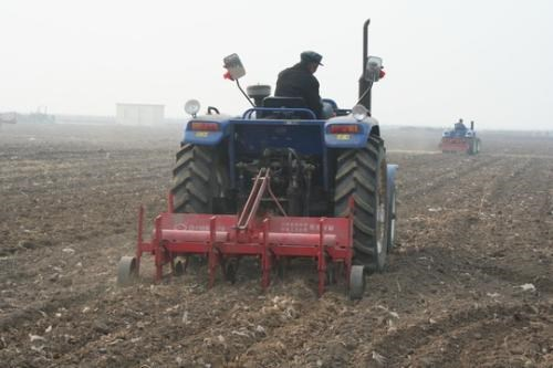 山东省关于2018年第四批省级农机推广鉴定结果的公示