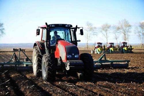 黑龙江省农村农机作业收费指导价格