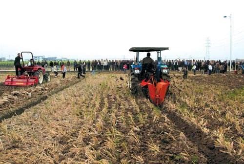 广东农垦2018年第二批农业机械购置补贴产品自主投档工作的通知