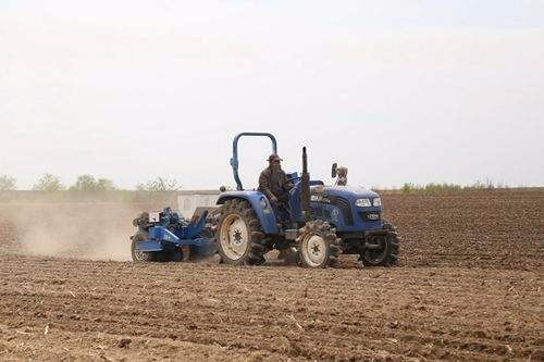 今年山东已落实农机购置补贴资金11.68亿元