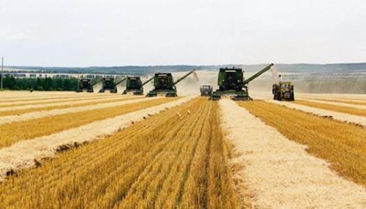 改革开放农业机械化大发展