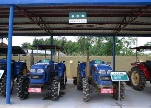 福建在全国率先将农机合作社机库列入农机购置补贴