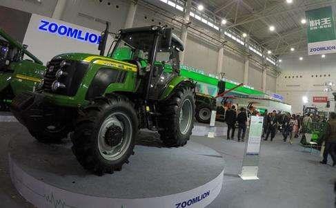 2018中国国际农业机械展览会--重点会议活动