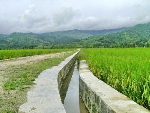 进一步推进农田水利和重大水利工程建设