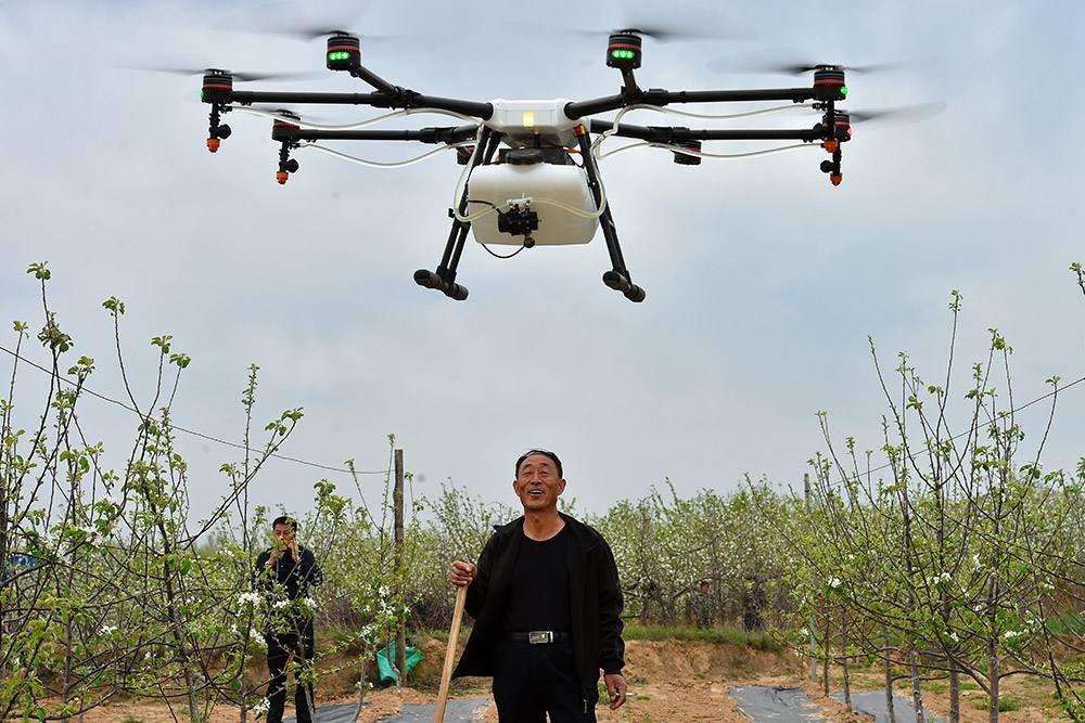 江西省关于对天翔R10植保无人机产品进行公示的通知