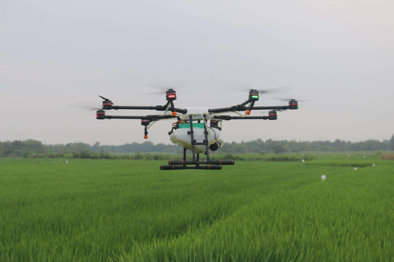 广东省关于报送2018年农机购置补贴产品(第四批)(植保无人飞机)归档信息的通知