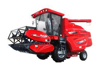 东方红4LZ-8B1自走轮式谷物联合收割机