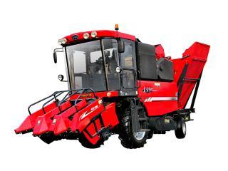 东方红4YZ-4D1自走式玉米收获机