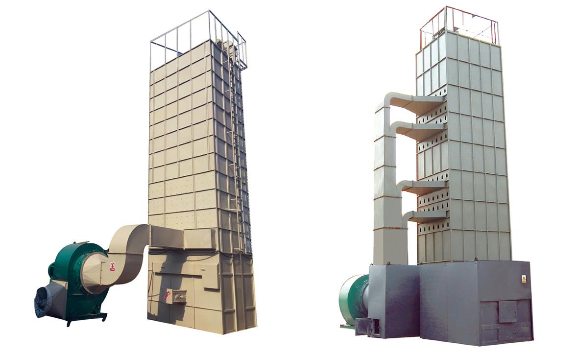 托塔5YH-3.2移动式循环谷物烘干机