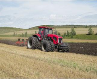 东方红柴油机YM6K7配套拖拉机市场占有率