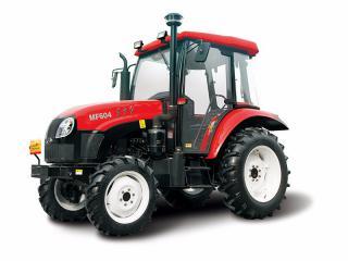 东方红MF604型轮式拖拉机