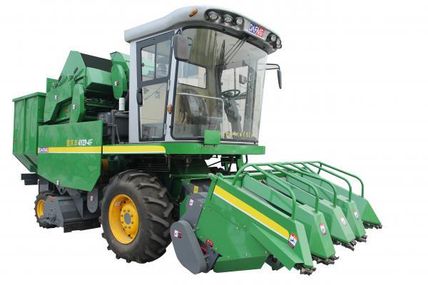 金大丰玉米收割机_金大丰4YZP-4F自走式玉米收获机