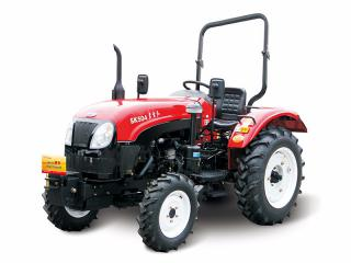 东方红SK504型轮式拖拉机