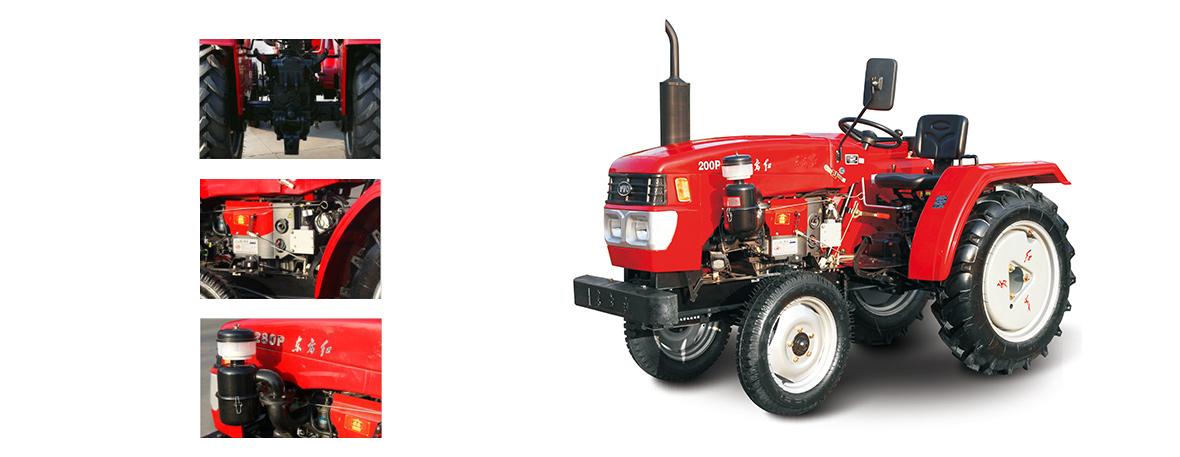 东方红C200P型轮式拖拉机