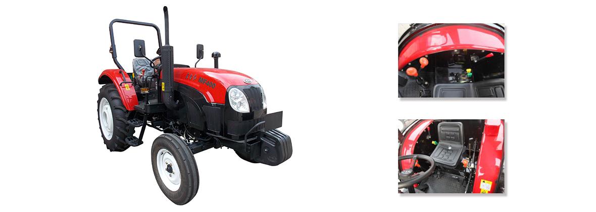 东方红MF400轮式拖拉机细节