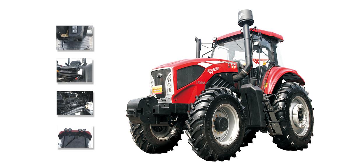 东方红威风 LX2204轮式拖拉机细节