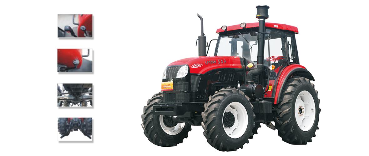 东方红智锐LF1304轮式拖拉机细节