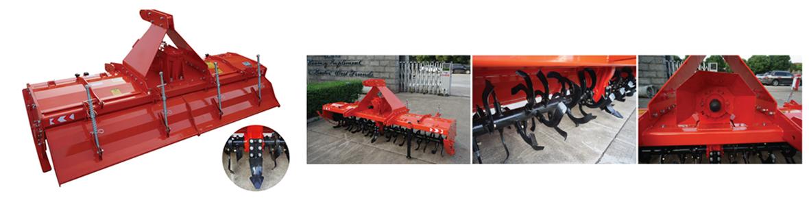 汉美1GKN-230中间传动式旋耕机