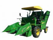 一收4YZH-2多功能自走式玉米收获机