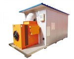 中科股份ZKE空气源热泵烘干机