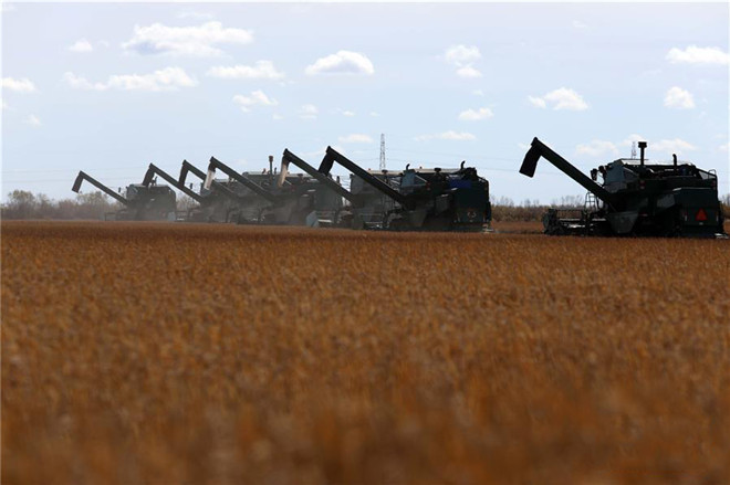 黑龙江省现代农机合作社农机装备置换暂行办法