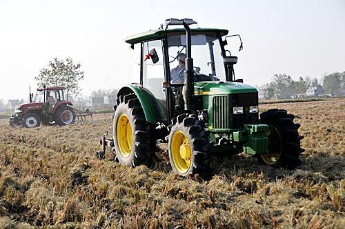 黑龙江省现代农机合作社管理暂行规定