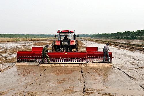 广东农垦农机购置补贴政策信息公开管理办法