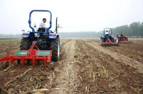 黑龙江省征求2019年农机购置补贴机具种类范围意见