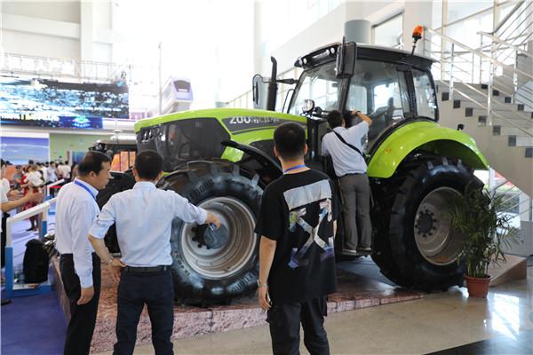 中联重科高端智造助力长三角农业现代化