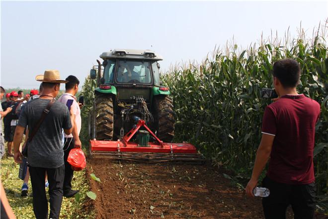 吉林省关于对保护性耕作等农机化重点工作进展情况进行调研的通知