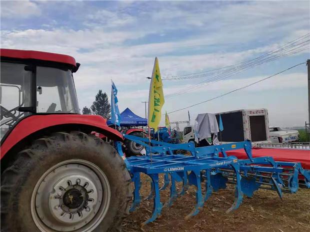 德国LEMKEN参加第21届河北农机新机具新技术演示会