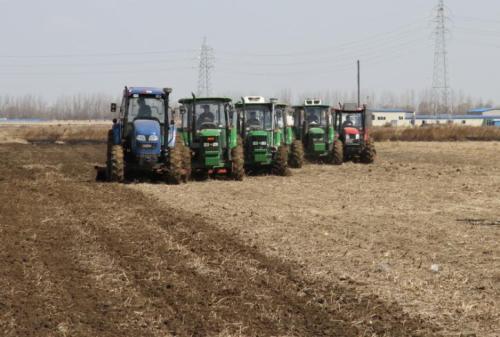 黑龙江农机购置补贴惠及7.5万农户