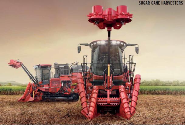 75年,凯斯Austoft甘蔗收获机始终在蜕变